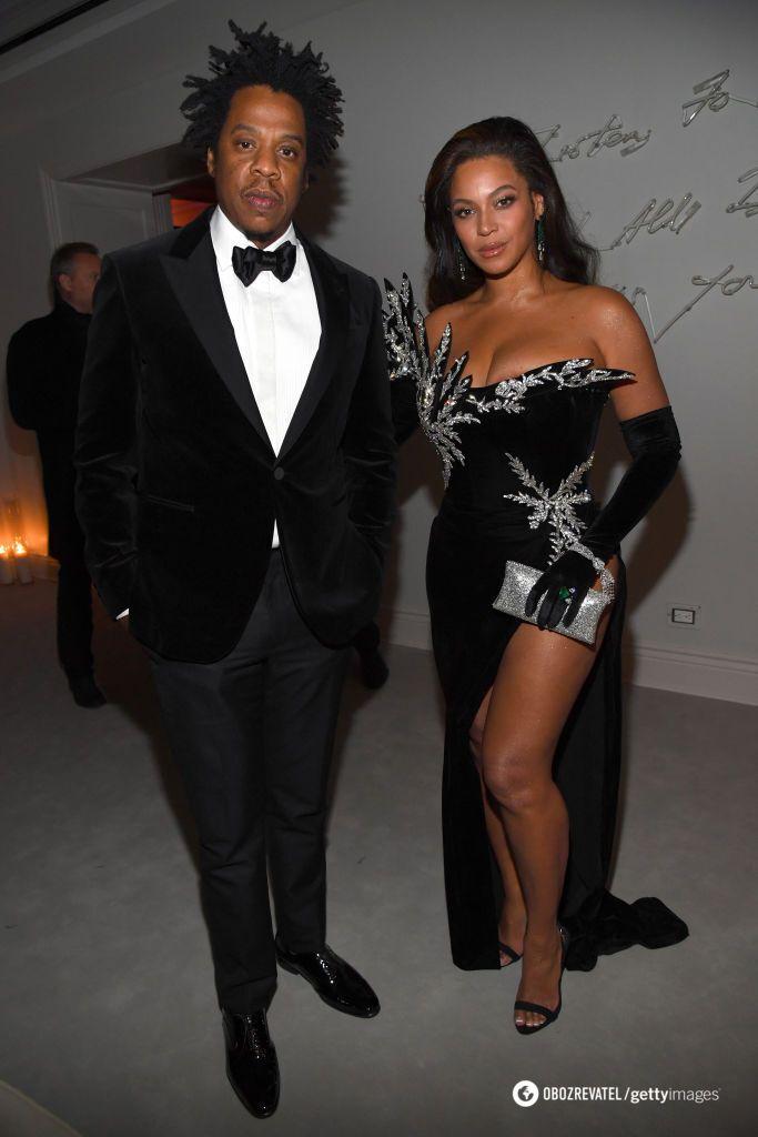 Бейонсе і Jay-Z одружилися 4 квітня 2008 року