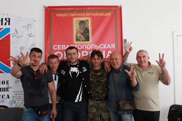Франчетти в оккупированном Крыму