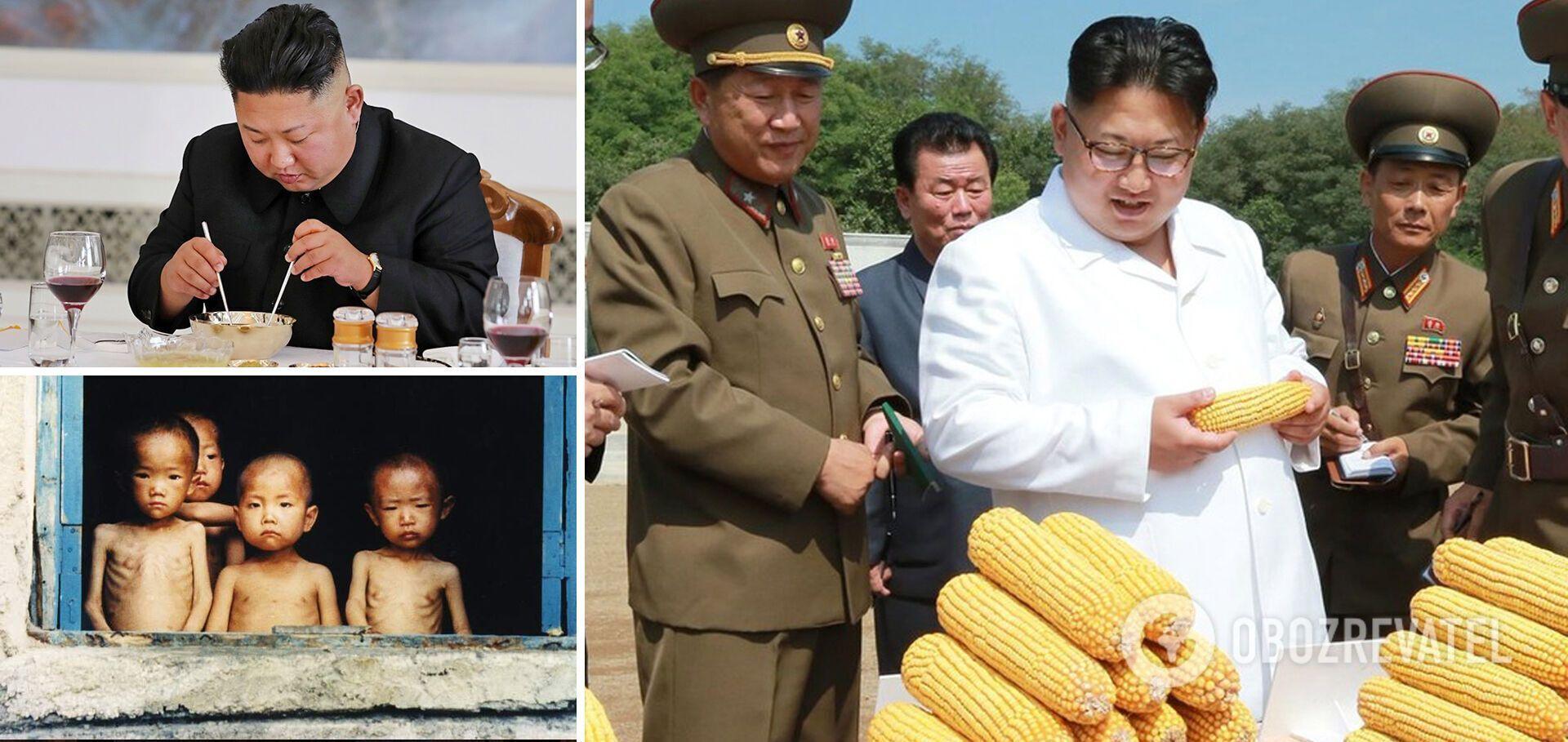 Ким Чен Ын признал проблемы в КНДР, в стране сильно подорожали продукты