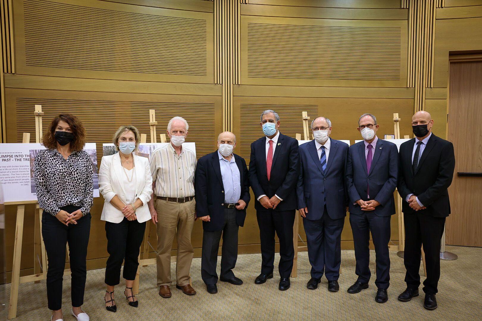 Кнессет Израиля 12 сентября провел торжественное заседание