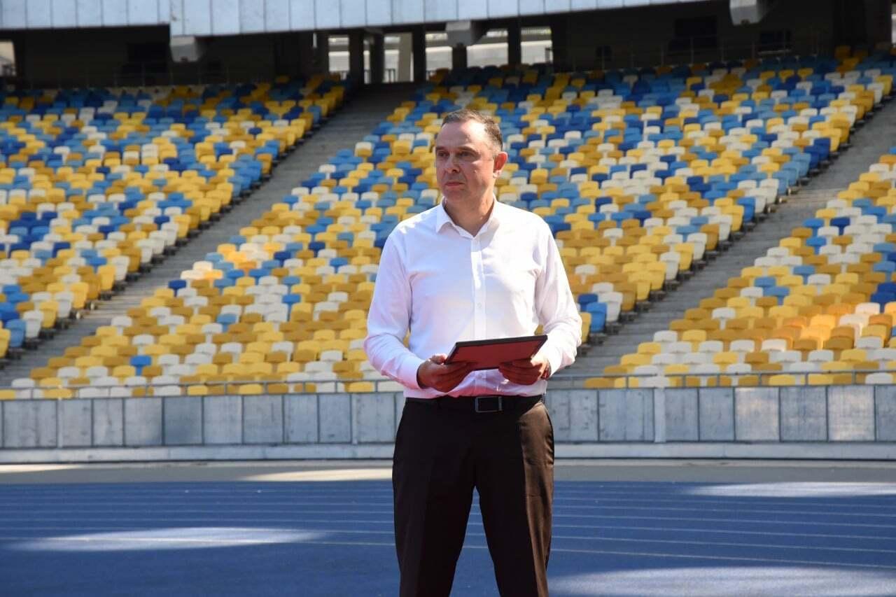 Министр Вадим Гутцайт