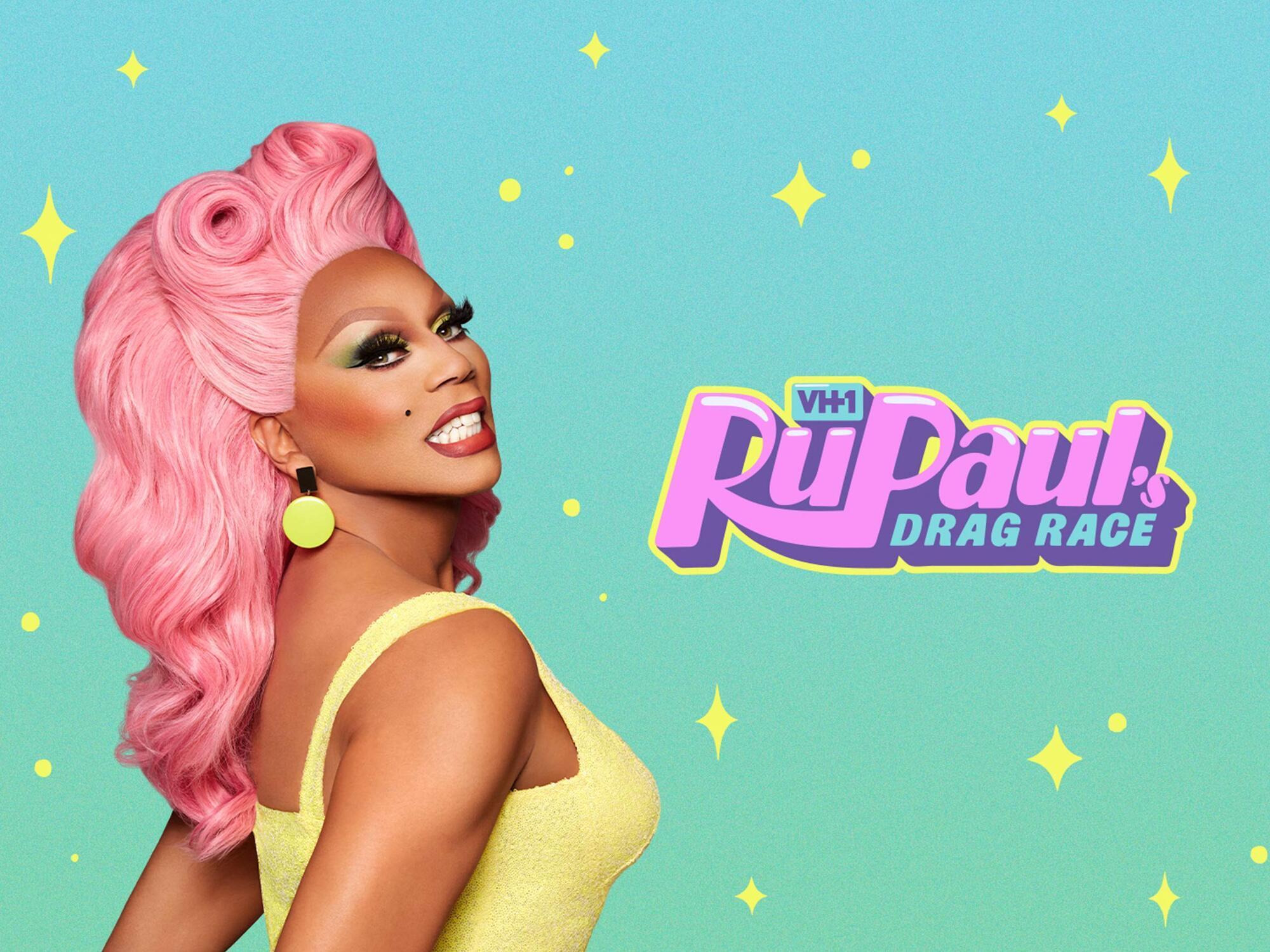 "Шоу ""RuPaul's Drag Race"""