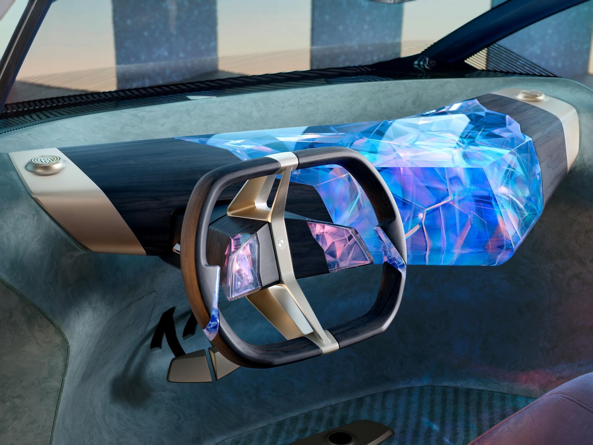 Під час виготовлення окремих частин машини активно використовувався 3D-друк