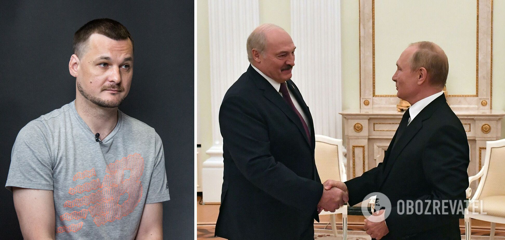 Яковина отметил, что Путин мог быть на шаманских обрядах перед встречей с Лукашенко
