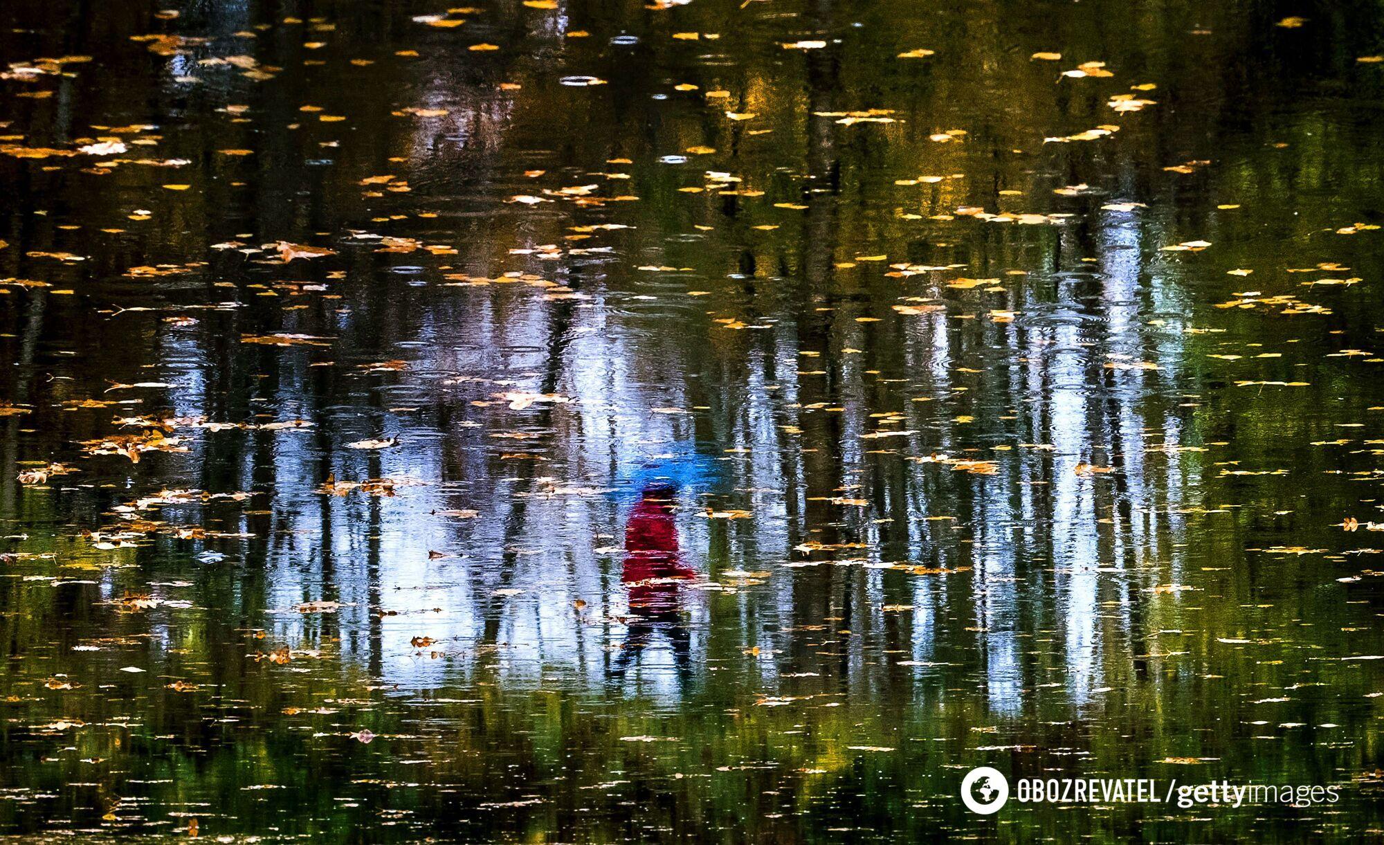 В Украину придет циклон с дождями.