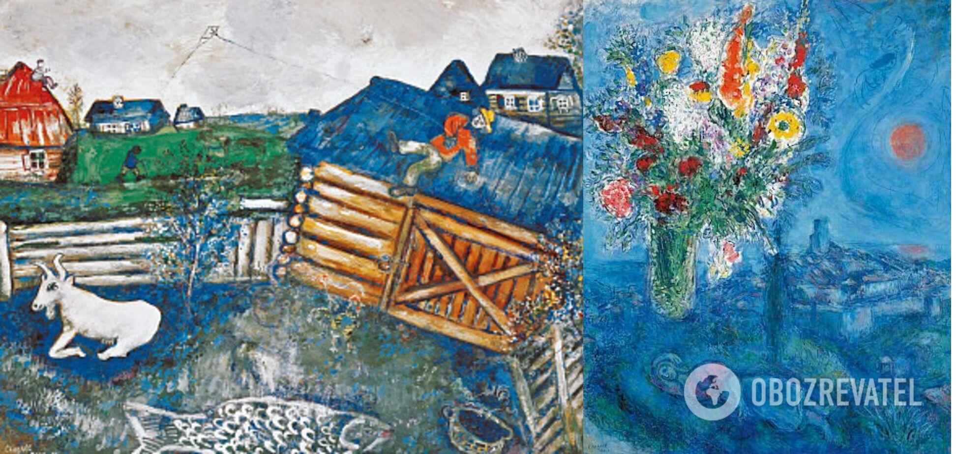 Шедевры Марка Шагала можно увидеть в Альбертине.