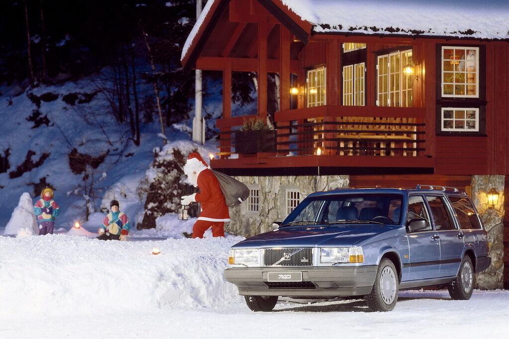 Volvo 740 Turbo (1986-1990)