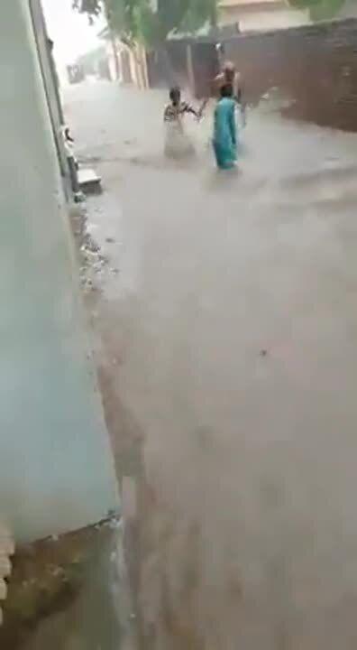 Наводнения в Пакистане не редкость