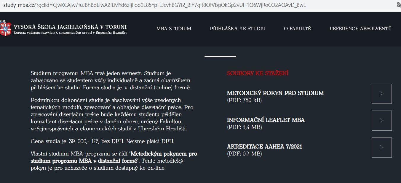 Сколько стоит обучение MBA в Польше