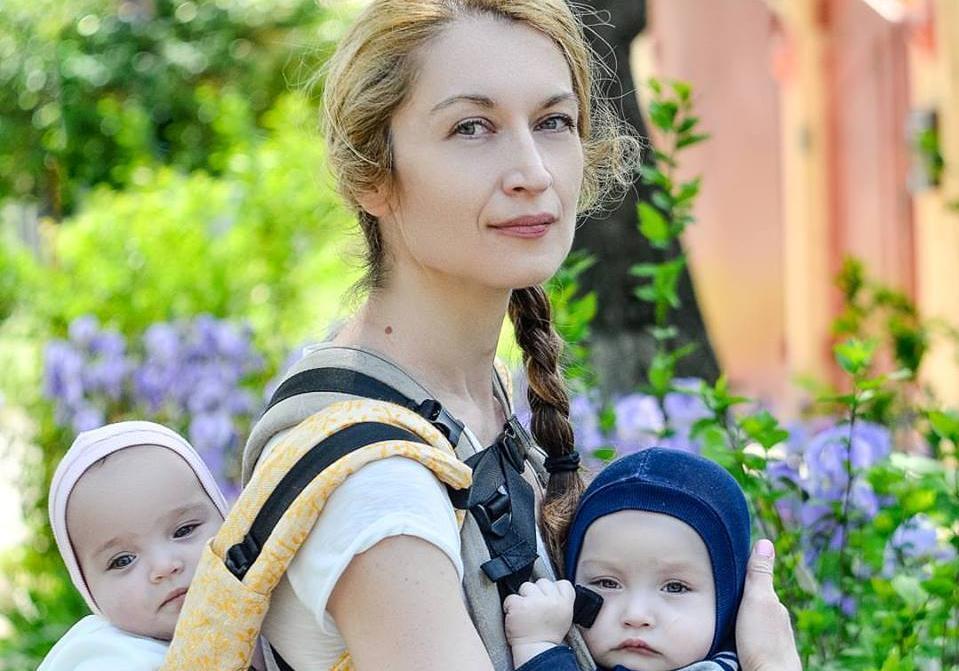Оксана Кобелецька з Одеси