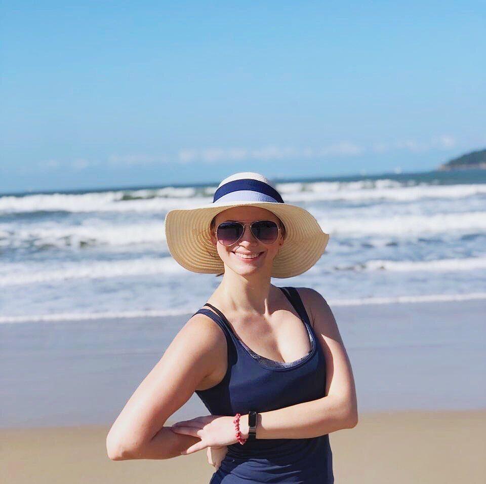 Олена розповіла, які проблеми її наздогнали після переїзду до Бразилії