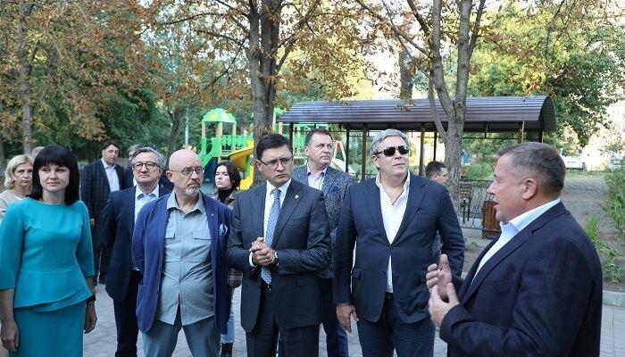 Резніков назвав Маріуполь флагманом розвитку Донецького регіону