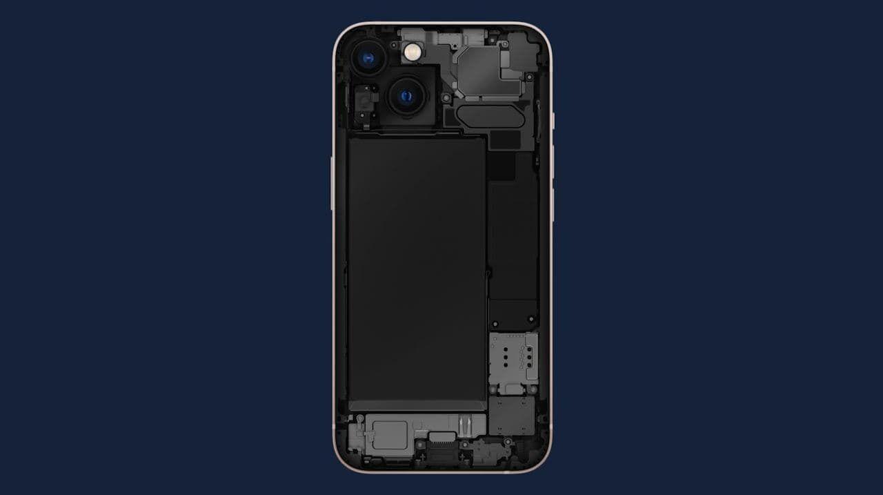 Начинка iPhone 13