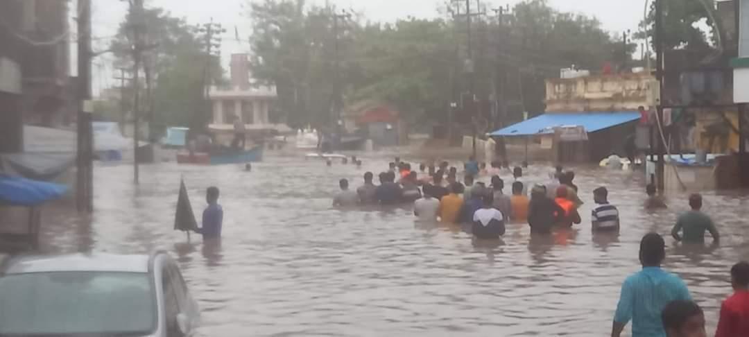 Людям пришлось эвакуироваться