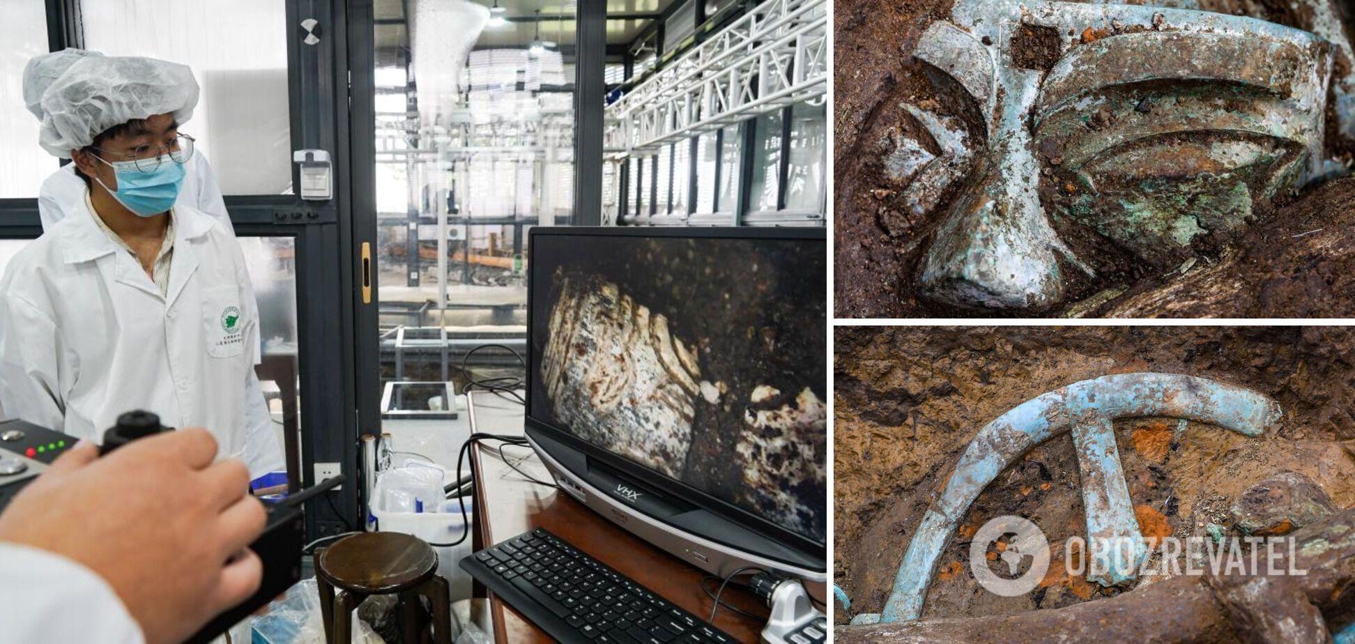 В Саньсиндуй археологи ведут раскопки с 1930-х годов