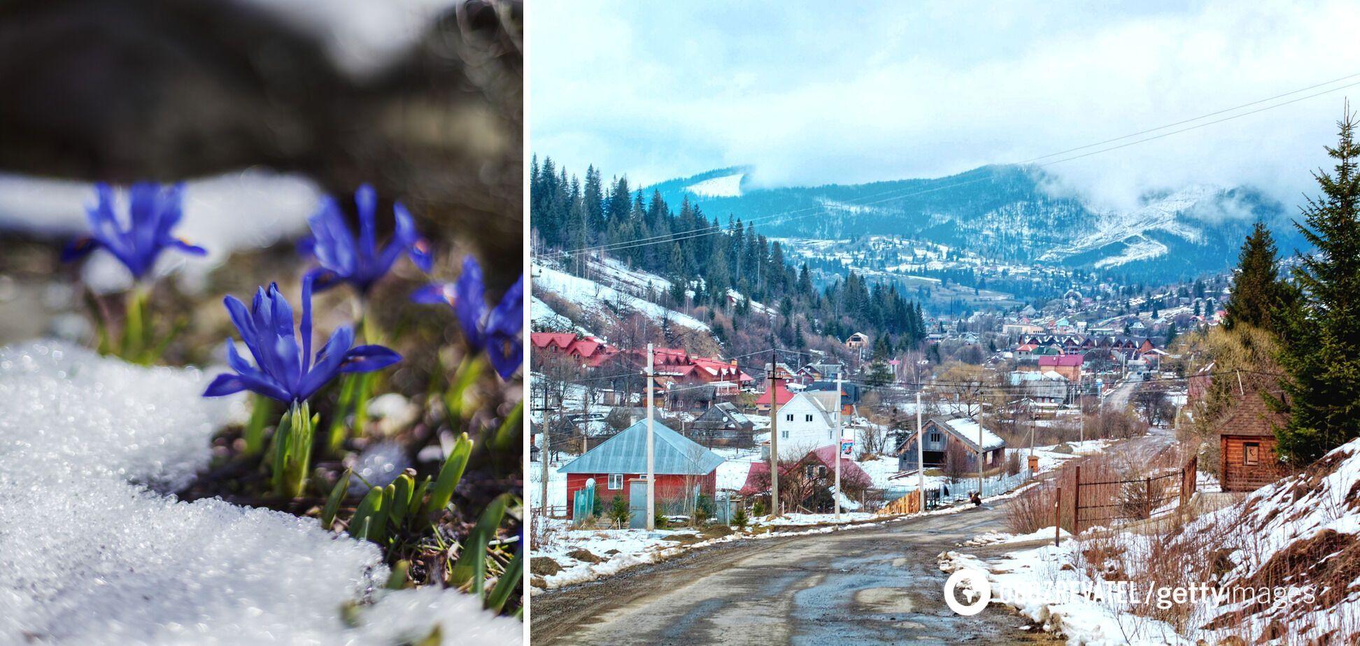 Зимы в Украине будут снежными