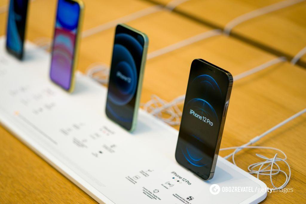 Нову версію операційної системи iOS 15 від Apple може бути встановлено й на старі пристрої