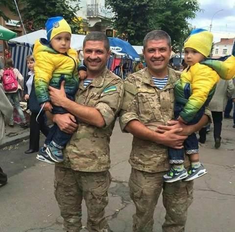 Іван та Микола Маланичі добровольцями пішли на війну