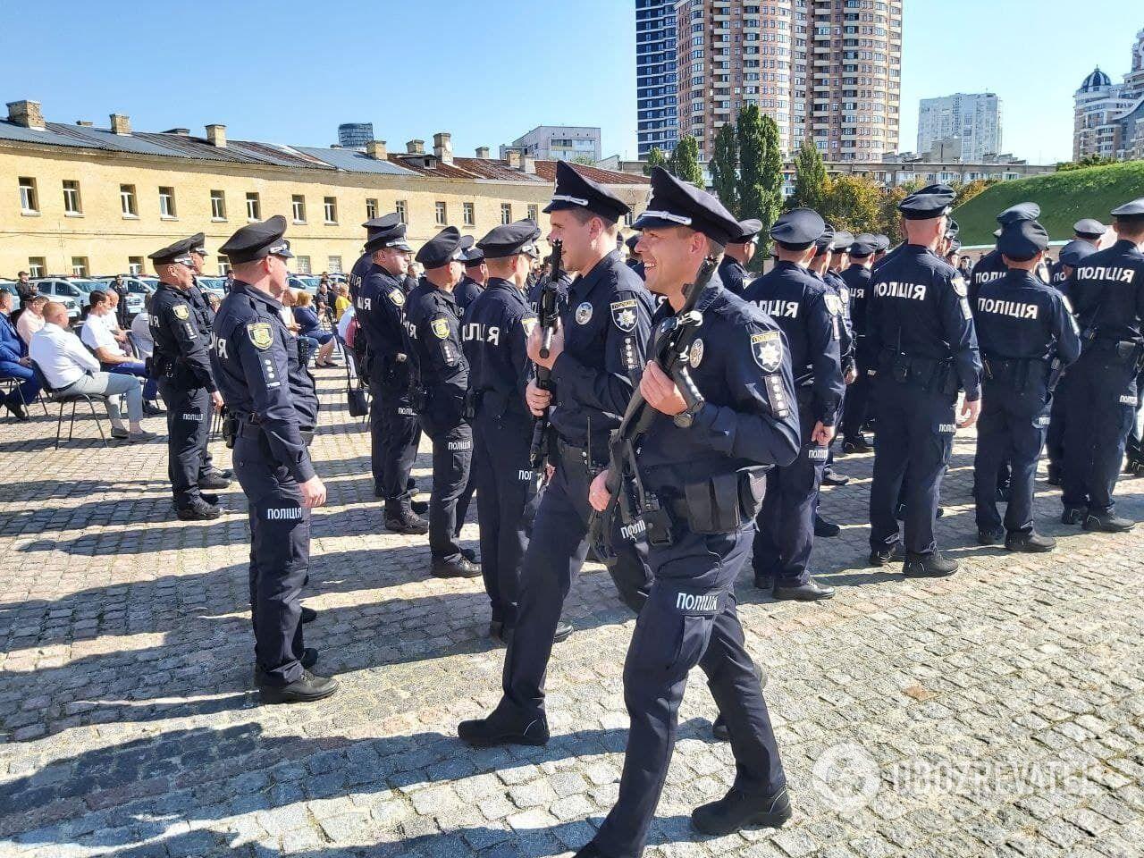 Мероприятие состоялось в Киеве.