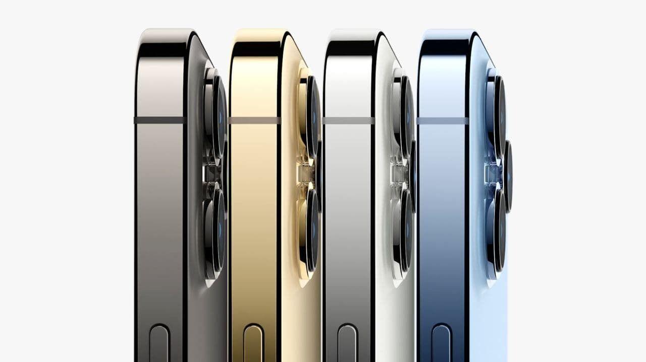 Кольори iPhone 13 Pro