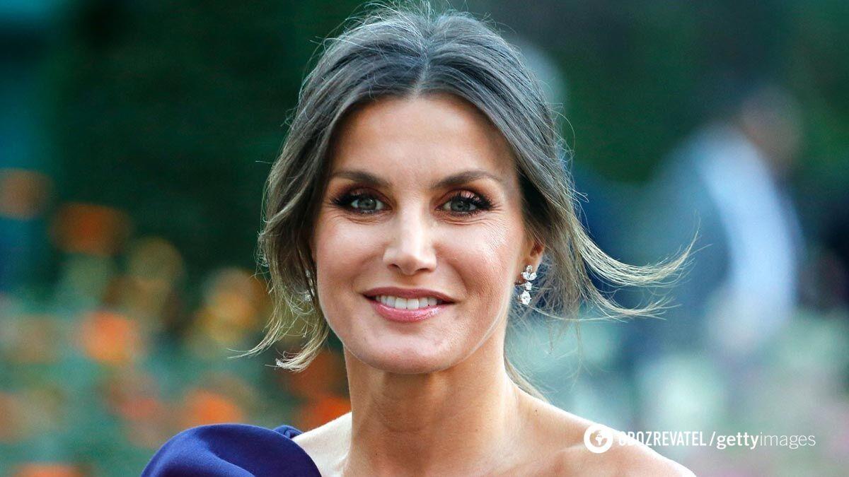 Іспанська королева 49-річна Летиція