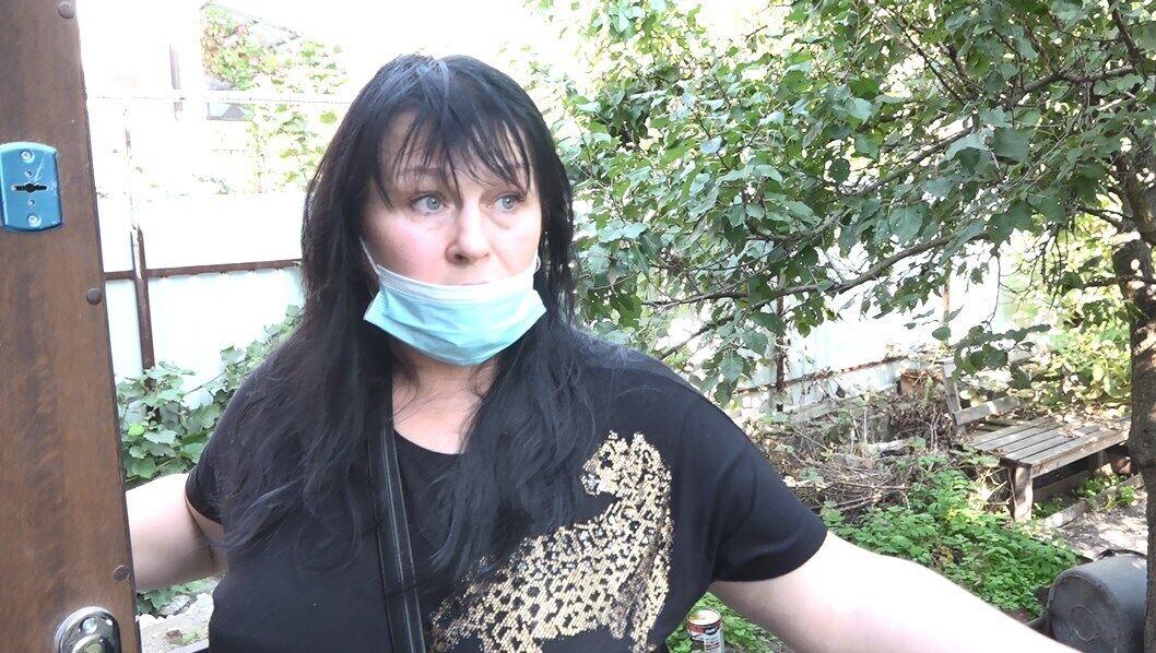 Аліна переступила поріг рідного дому вперше за багато місяців