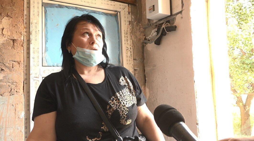 Аліна на момент приходу незнайомців вже кілька діб перебувала з Єгорчиком в лікарні
