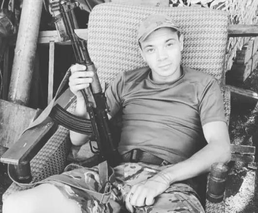 Старший солдат Дем`ян Данилів