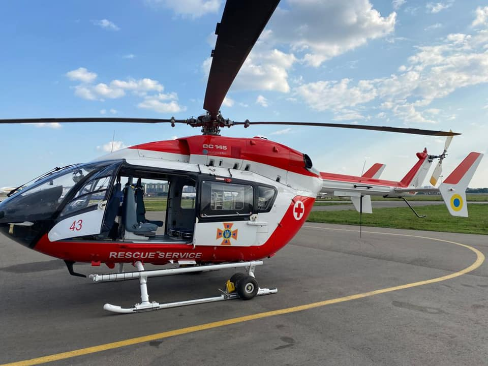 Розвиток аеродинамічної авіації – один з етапів реалізації Військово-медичної доктрини.