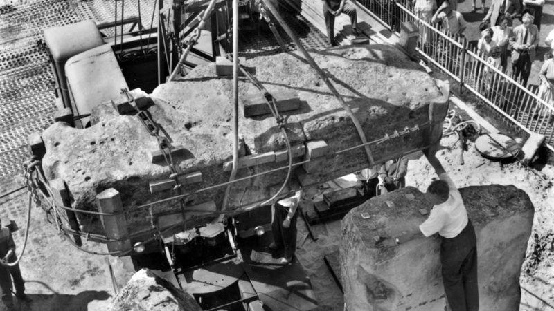 Последние крупные ремонтные работы на Стоунхендже проводились в 1950-х годах