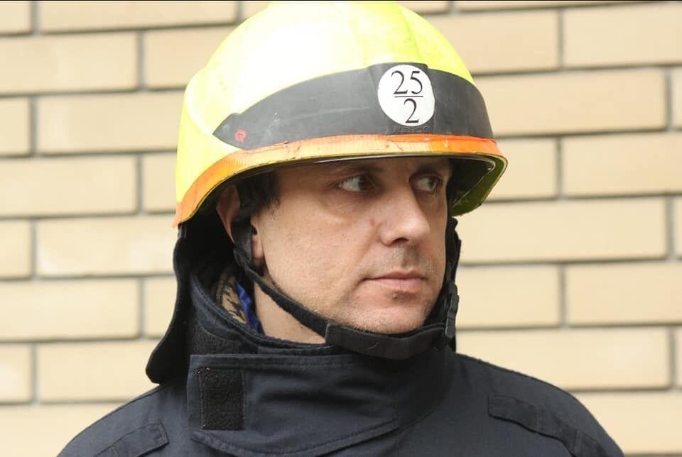 Алексей Кавлак был инструктором по тактической медицине