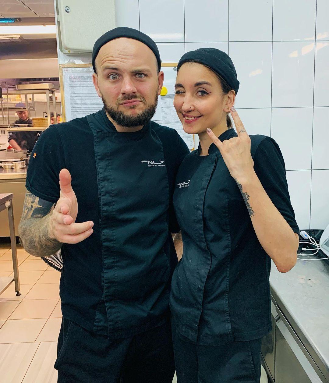 Клименко любила готовить