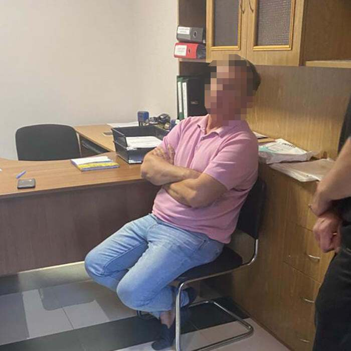 Затримання чиновника Міноборони