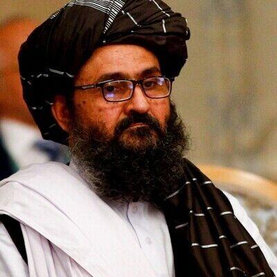 Абдул Гани Барадар, вице-премьер талибов.