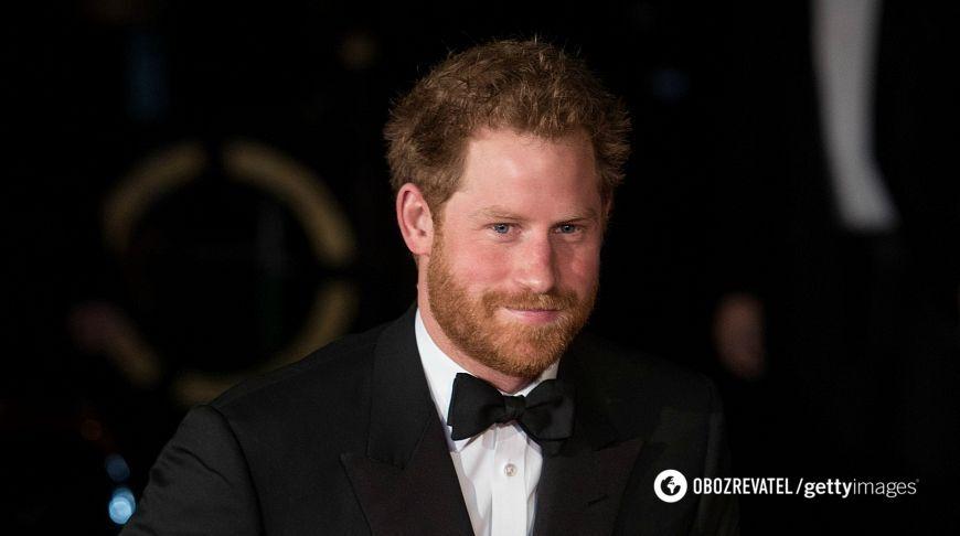 Як виглядає принц Гаррі