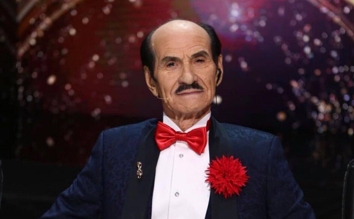 Григорий Чапкис на шоу