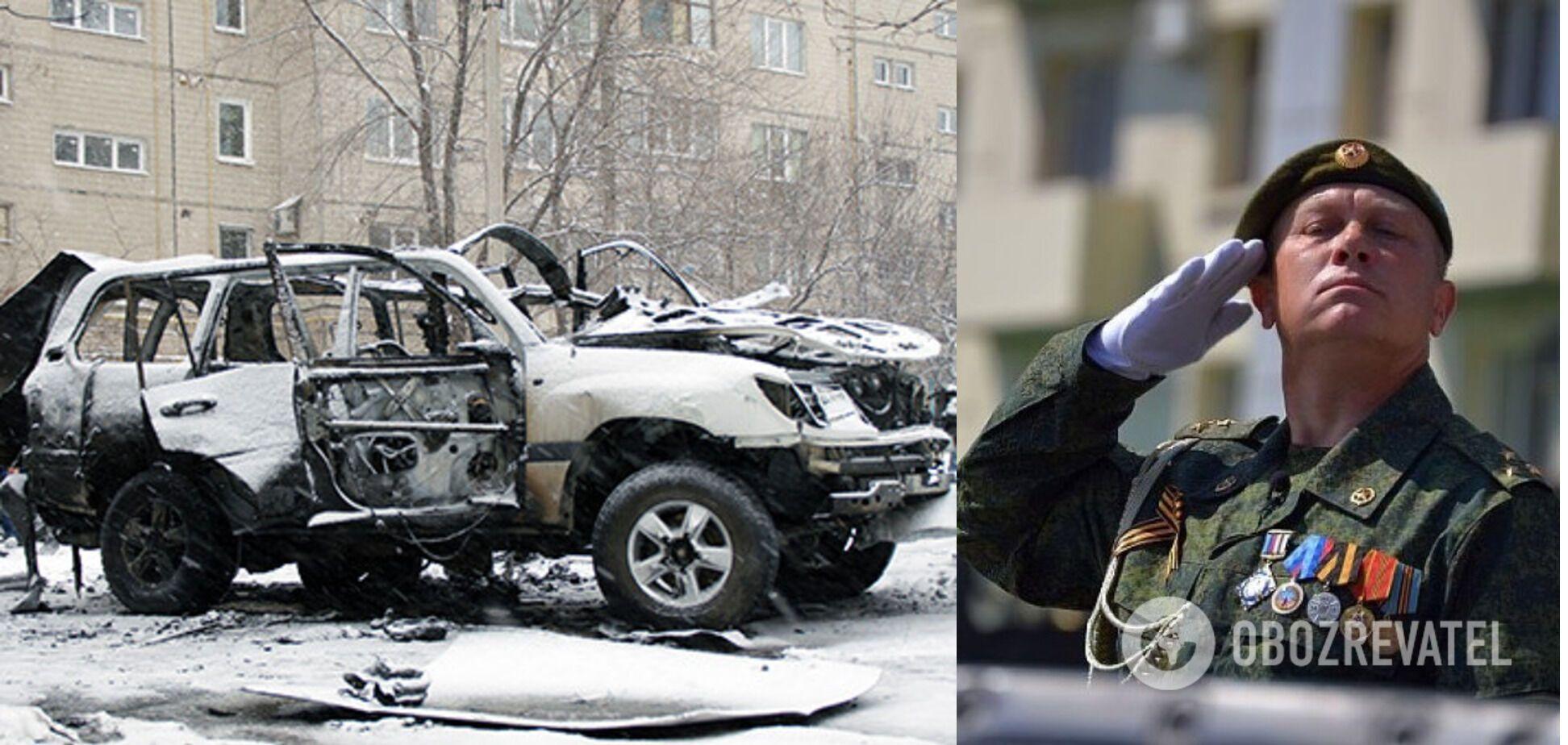 """Один из главарей террористов """"ЛНР"""" Олег Анащенко был ликвидирован украинскими диверсантами 4 февраля 2017 года."""