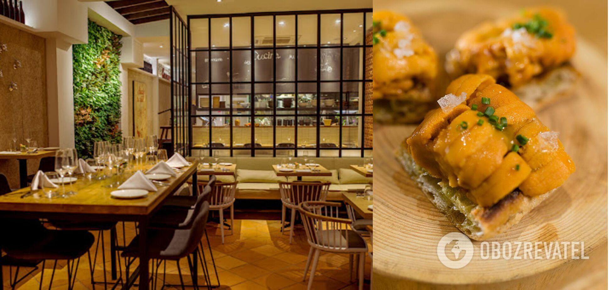 Ресторан Terra в Сінгапурі