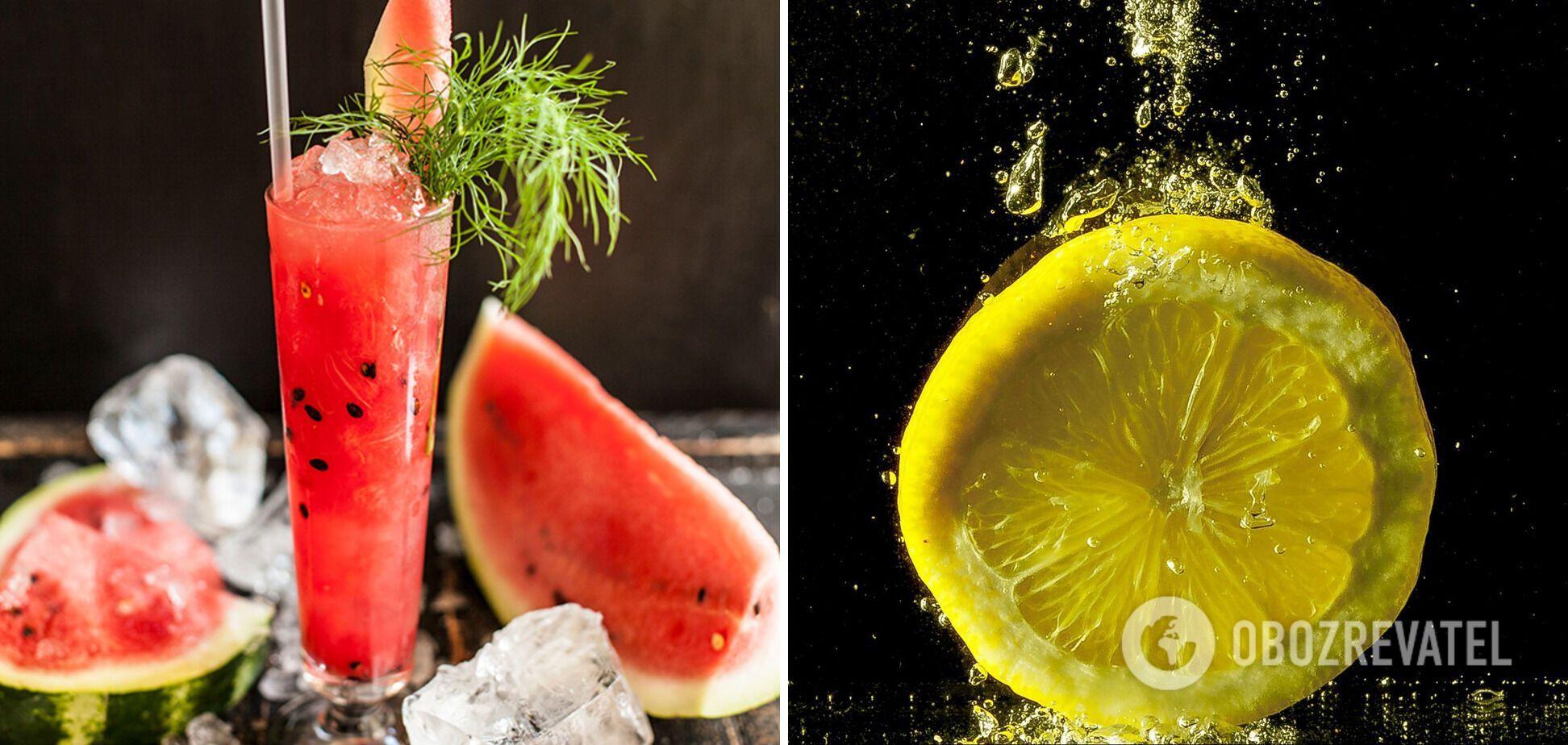 Сангрия – вкусный освежающий напиток