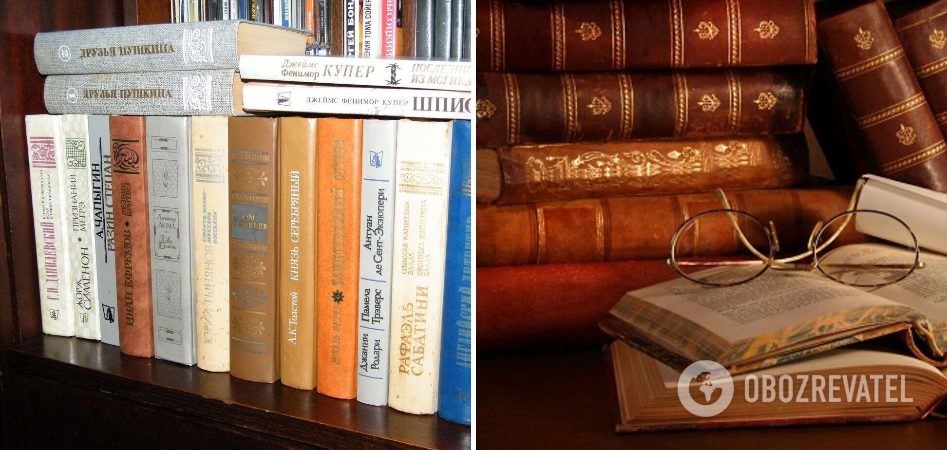 Первые издания книг дорого стоят.