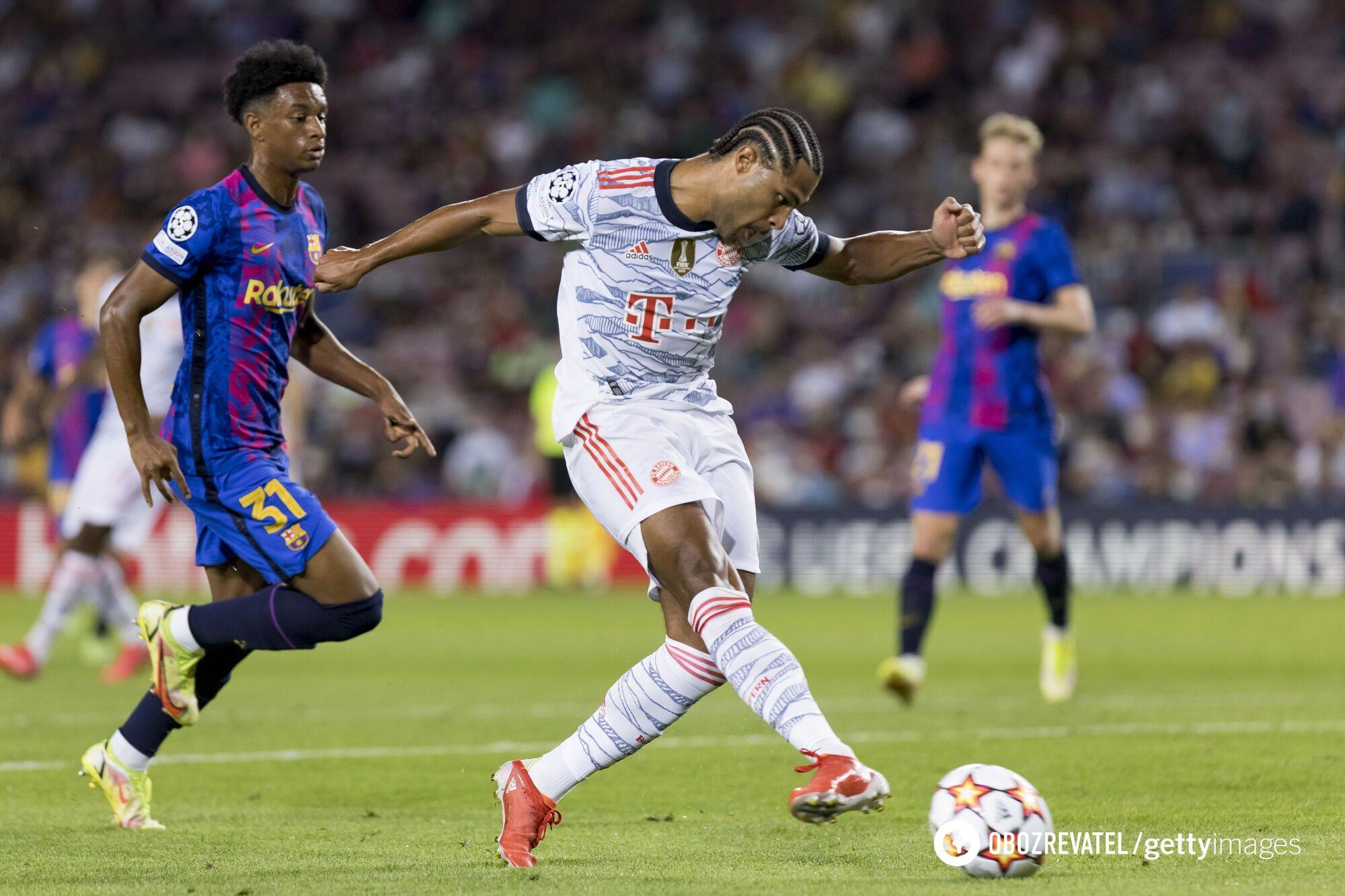 Барселона проиграла Баварии 0:3