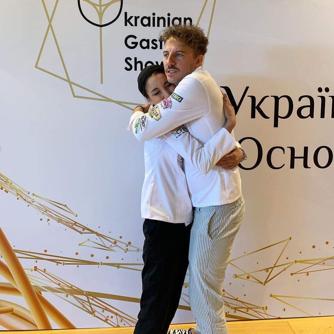 Кулинар Стелла Клименко с Клопотенко
