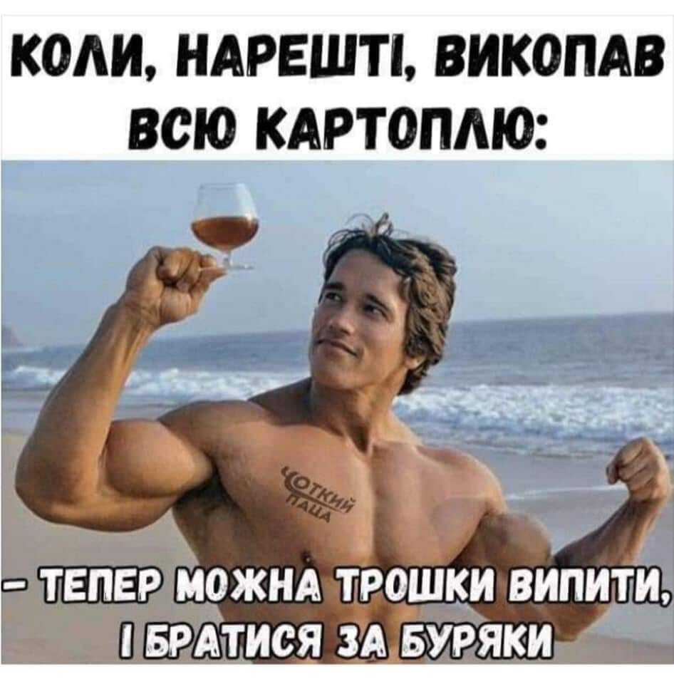 Мем о картошке