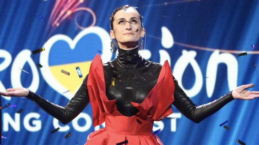 Участие Украины на Евровидении 2020.