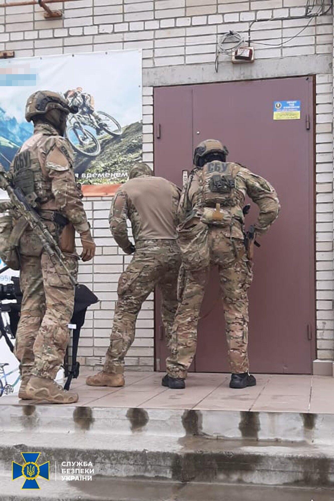 СБУ накрыла колл-центр в Сумской области