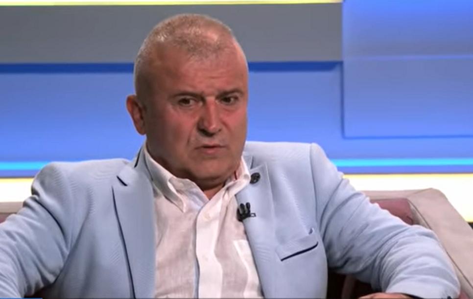 Николай Голомша в эфире.