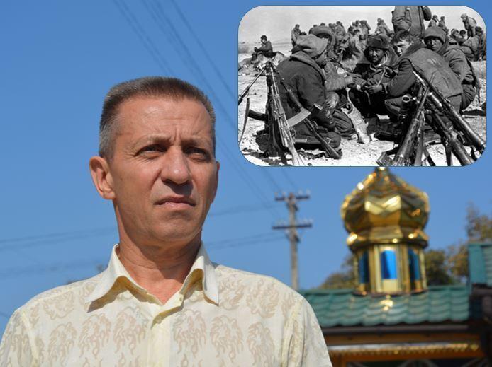 Борис Карганов вспомнил, как воевал 32 года назад