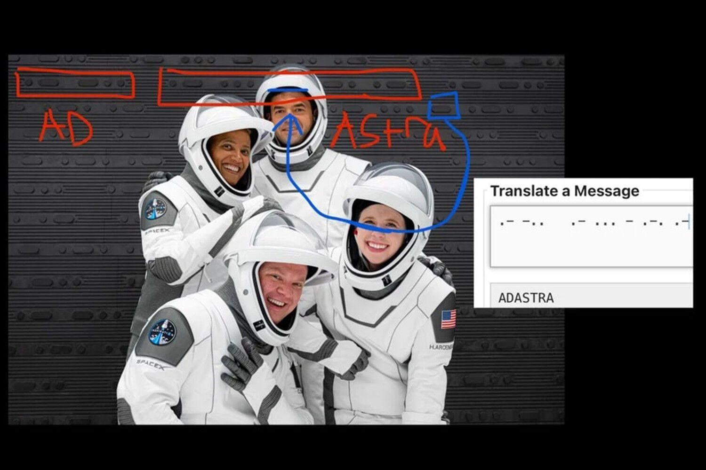 Вони не готувалися до польоту, як справжні космонавти.