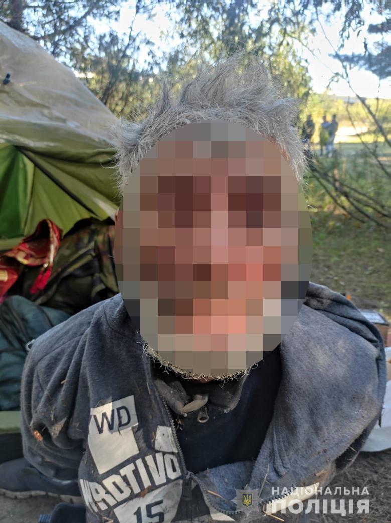 Затриманий за вбивство Оксани Кені 66-річний іноземець