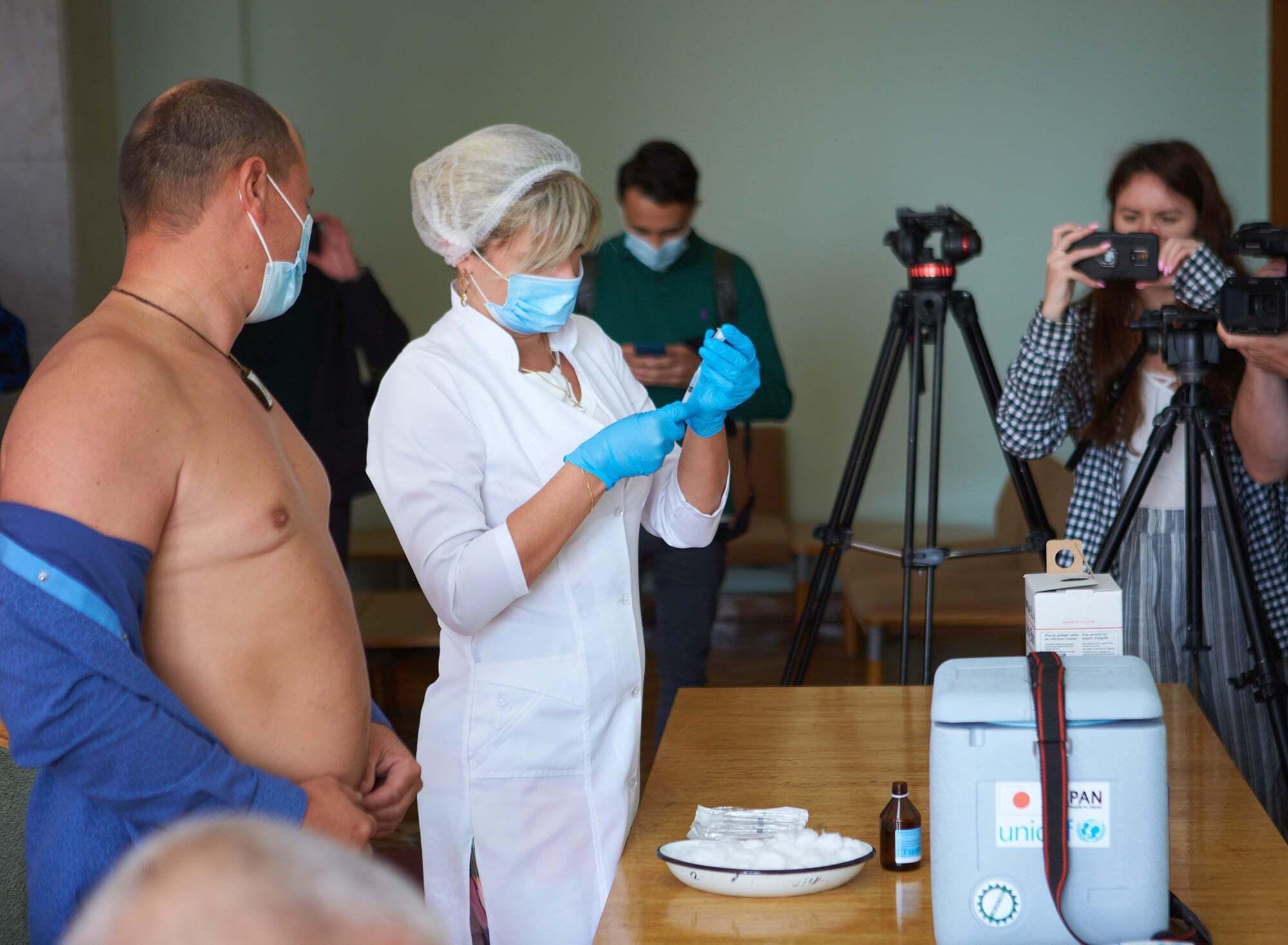 Зараз 132 пацієнти лежать у лікарнях Івано-Франківська з коронавірусом